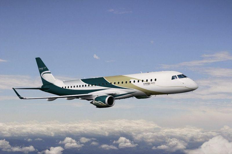 Embraer usará hangares da TAP para manutenção na Capital
