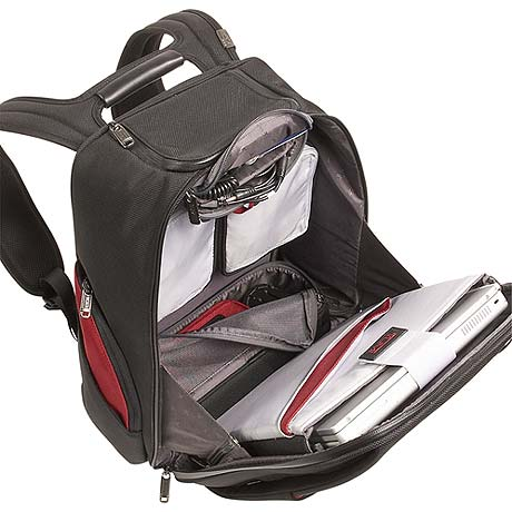 Tumi Limited Edition Powerpack Backpack at Sybarites.org :  laptop bag backpack bag tumi