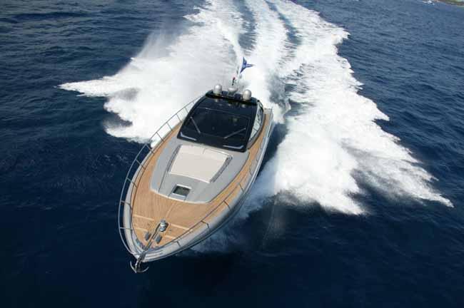 ... Sardinia Riva unveiled their latest yacht the Riva Vertigo 63.