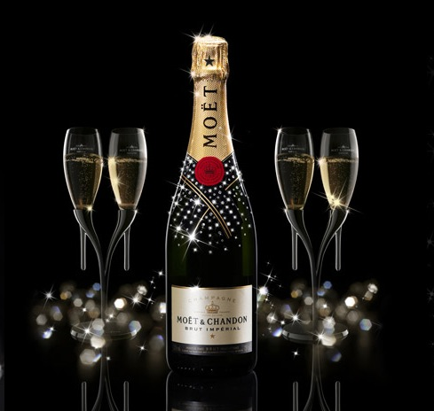 Champagne frances caro