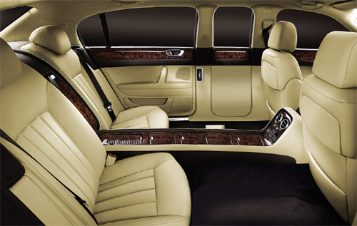 The Most High Performing Cars (Expensive) Bentley_interior