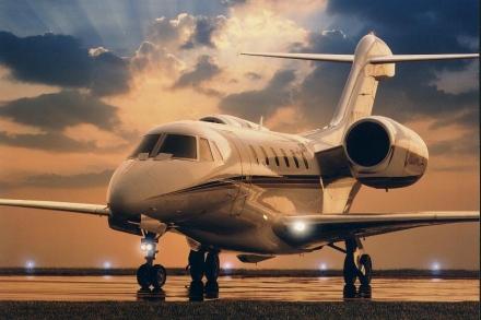 Cessna Citation X High Speed Business Jet Sybarites