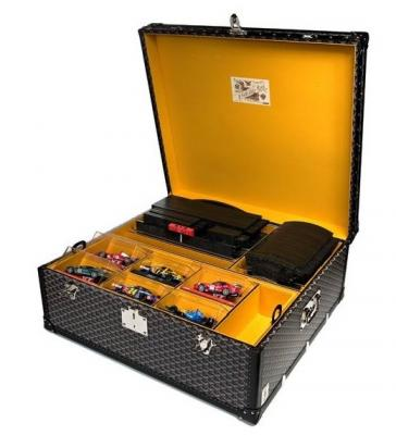 Goyard Electric Race Car Set Trunk Sybarites