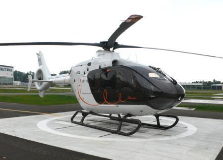 L'Hélicoptère par Hermès