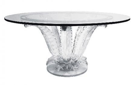 Lalique Cactus Table
