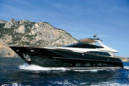 Riva's latest full size yacht is the 92 Duchess taking cues from the 115 ...