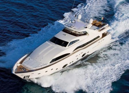 The Custom Line 112′ Next is the new flagship yacht of Custom Line which is ...