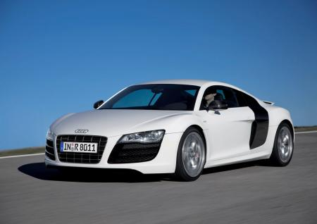 Audi R8 5.2 V10 info