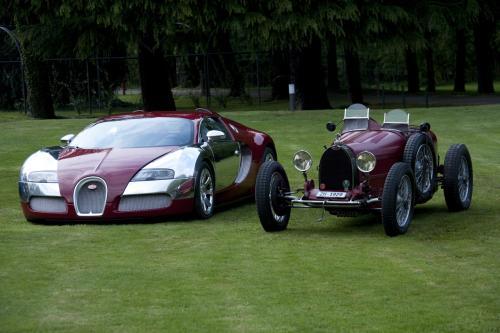 When was bugatti made