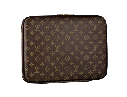 Louis Vuitton. have created dedicated computer sleeves for laptops as...