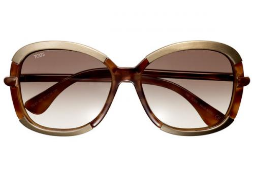 womens sunglasses qhdi  Italian shoemaker Tod's have launched a collection of women's sunglasses