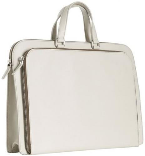 Prada Bi-Fold Zip Briefcase \u2013 Sybarites