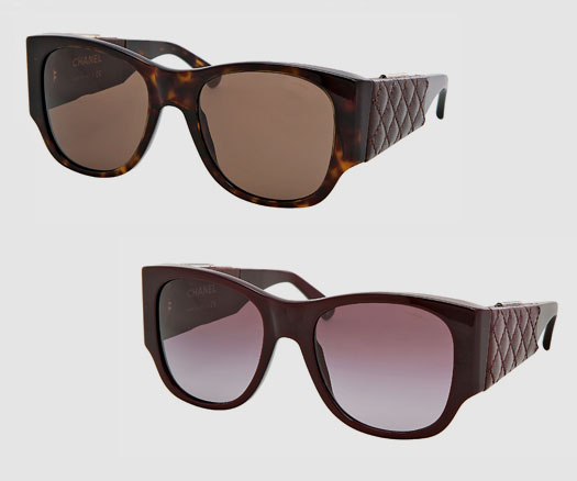 Chanel Quilted Leather Sunglasses – Sybarites : quilted chanel sunglasses - Adamdwight.com