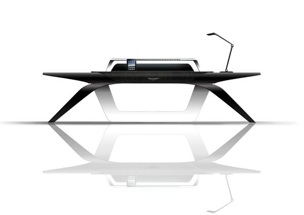 aston martin furniture – sybarites